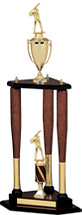Triple Bat Victory Trophy