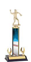 Baseball Trophy - 2 Eagle Trophy