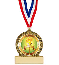 "2 3/4"" Medal of Triumph"