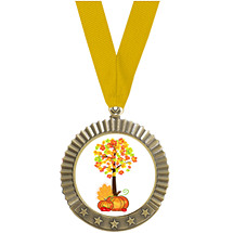 Dance Medal - Dance Star Medal with Emblem