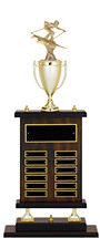 "26"" Perpetual Trophy with Figure"