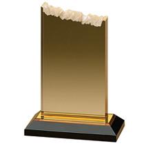 "5 x 7"" Iceberg Lucite Acrylic Award"