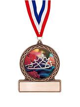 "2 3/4"" Queen Medal of Triumph"