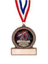 "2 3/4"" Science Medal of Triumph"