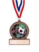 Soccer Medal - Soccer Medal of Triumph
