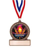 "2 3/4"" Sponsor Medal of Triumph"