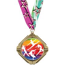 Dance Medal - Dance Diamond Medal