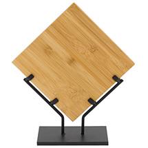 "10 1/2 x 12 1/2"" Bamboo Plaque"