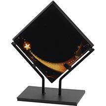 "9 x 10 1/2"" Shooting Star Acrylic Plaque"