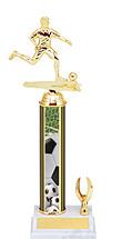 """Soccer Trophy - 11-13"""" 1 Eagle Trophy"""