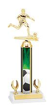Soccer Trophy - 2 Eagle Trophy