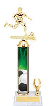 Soccer Trophy - 1 Eagle Trophy