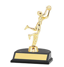 Extra Value Trophy with Figure