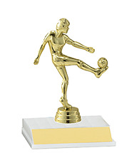 "Soccer Trophy - DINN DEAL! 5 1/2"" Soccer Participation Trophy"