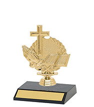 "DINN DEAL! 5 1/2"" Religious Participation Trophy"