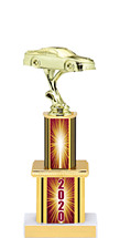 2020 Trophy with Twin Column - 12""