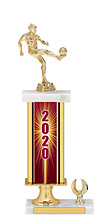 2020 Gold Dated Trophy - 1 Eagle Base - 15-17""