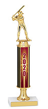 "2020 Trophy -  2020 Dated Gold Trophy - 12""-14"""
