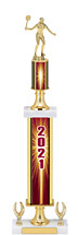 """2021 Dated Gold Trophy with Exclusive Design - 20-22"""""""