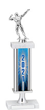 2021 Trophy with Rectangular Column - 14-16""
