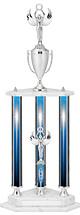 "2021 Three Column Trophy - 32-34"""