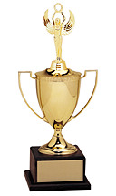 "12-22"" Classic Gold Cup Trophy"