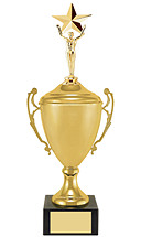 Modern Gold Cup Trophy