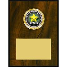 """7 x 9"""" Classic Emblem Plaque"""
