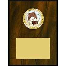 """8 x 10"""" Classic Emblem Plaque"""
