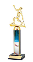 Baseball Trophy - Classic Baseball Trophy