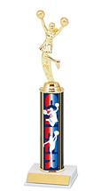 """Cheer Trophy - 10-12"""" Trophy"""