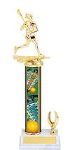 """Lacrosse Trophy - 11-13"""" 1 Eagle Trophy"""