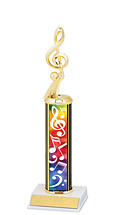 Music Trophy - Classic Music Trophy