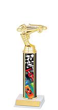 "Pinewood Derby Trophy - 7 1/2 - 9 1/2"" Trophy"