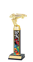 "Pinewood Derby Trophy - 7 1/2 - 9 1/2"" Trophy"