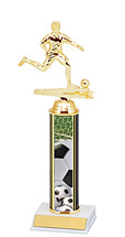 "Soccer Trophy - 10-12"" Trophy"