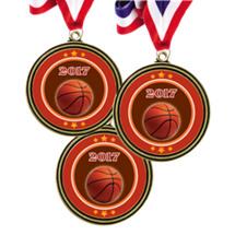 """Set of 12 - 2"""" Super Saver Basketball Medal Package Deal"""
