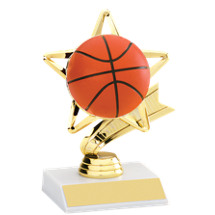 Basketball Star Trophy