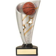 Basketball Trophy - 3D Resin Basketball Award