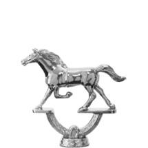 Trotter Silver Trophy Figure