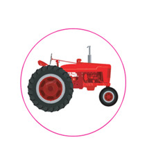 Tractor Emblem