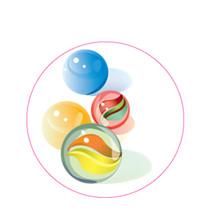 Marbles Emblem