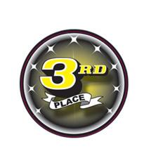 3rd Place Emblem