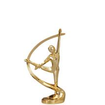 Abstract Dance Trophy Figure