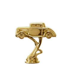 Jalopy Gold Trophy Figure