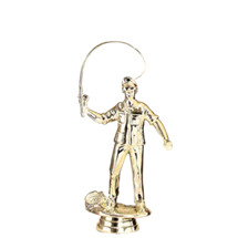 Baitcaster Gold Trophy Figure