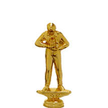 Reflex Camera Gold Trophy Figure