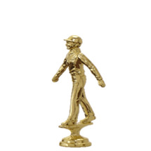 Cub Scout Gold Trophy Figure