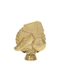 Soccer 3-D Gold Trophy Figure