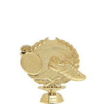 Track 3-D Gold Trophy Figure